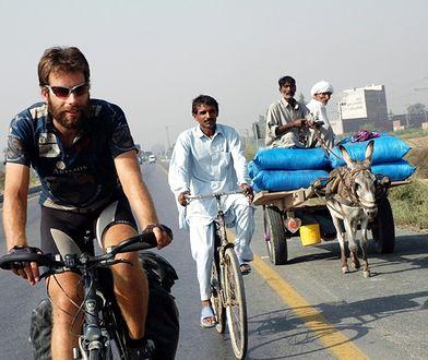 Zamierza objechać rowerem świat w 80 dni. To będzie rekordowy wyczyn