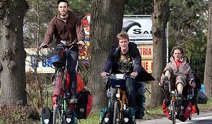 Do Mongolii na rowerach