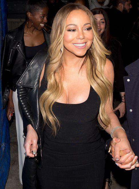 Zmysłowa Mariah Carey