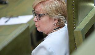 Małgorzata Gersdorf: będę dzisiaj kierowała pracami SN
