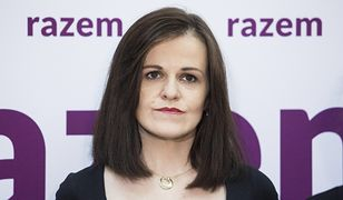 """Dorota Olko z partii Razem jest córką nauczycielki. """"Mama po skończonych lekcjach zawsze miała coś do zrobienia"""""""