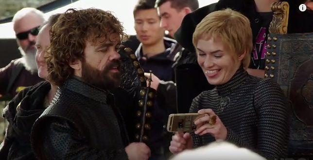 """HBO pokazało kulisy najważniejszej sceny z finału """"Gry o tron"""". Internet oszalał na ich punkcie!"""