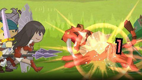 Half-Minute Hero pojawi się na PSN i Steam