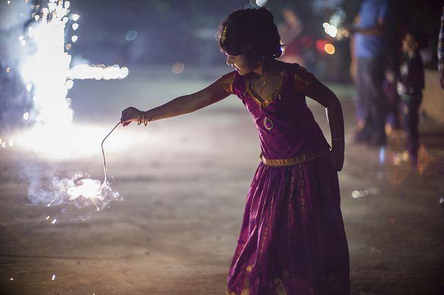 Diwali to magiczne święto