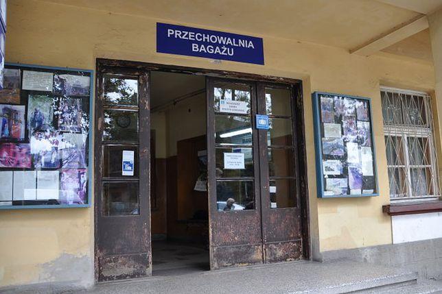 Stacja kolejowa w Zakopanem