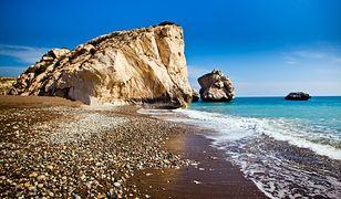 Legendarne miejsce narodzin bogini Afrodyty na Cyprze