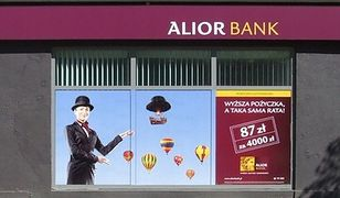 Alior Bank podał przyczyny awarii w weekend