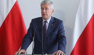 Marszałek Senatu Stanisław Karczewski i jego urzędnicy przygotowali projekt budżetu Kancelarii na 2019 rok