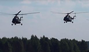 Śmigłowce, czołgi i myśliwce w akcji na największych ćwiczeniach wojskowych