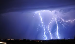 Uwaga na burze - IMGW wydaje komunikat pogodowy
