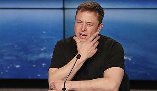 Elon Musk zabrał głos w sprawie współpracy SpaceX z NASA