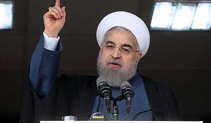 Hassan Rouhani, prezydent Iranu