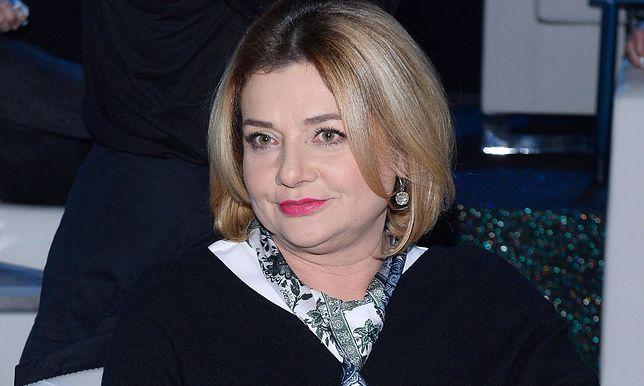 Malgorzata Ostrowska-Królikowska wspomina męża