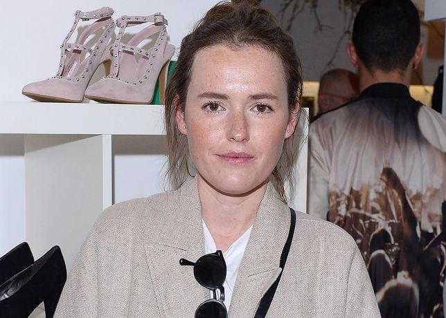 Olga Frycz zrobiła zakupy w lumpeksie