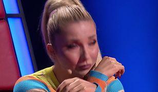 """Emocjonujący występ w """"The Voice Kids"""": Cleo nie mogła powstrzymać łez"""