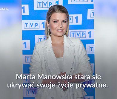 Marta Manowska chce zostać mamą. Ale nie będzie dziecka bez ślubu