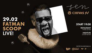 Wielka gratka dla fanów: Fatman Scoop zaśpiewa w Warszawie