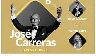 José Carreras w Polsce! Tenor wystąpi 6 października w Arenie Gliwice