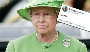 Królowa opublikowała post. Po 6 minutach zniknął z sieci