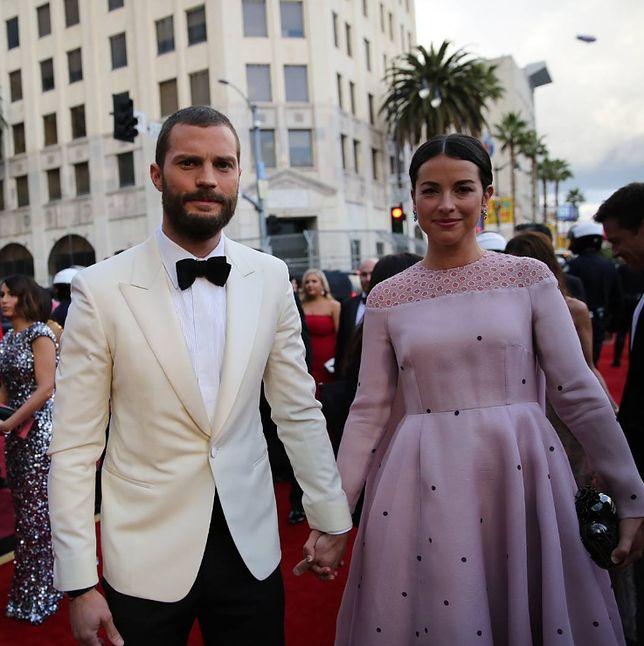 Jamie i Amelia starają się żyć z dala od błysków hollywoodzkich fleszy