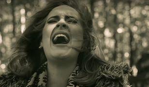 "Adele na planie swojego hitu ""Hello"""