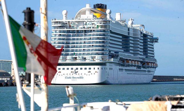 To jeden z najnowocześniejszych statków na świecie. Może zabrać na pokład ponad 6 tys. pasażerów