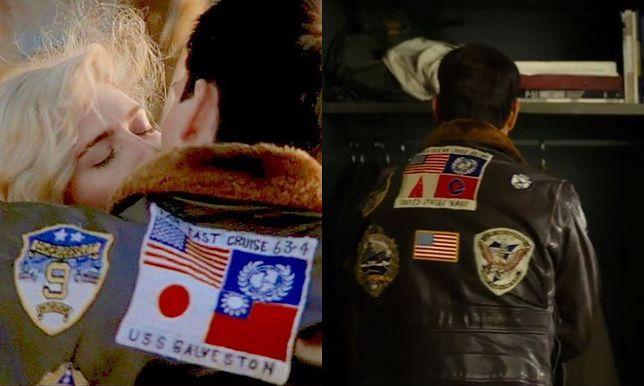 """""""Top Gun: Maverick"""". Drobna zmiana na kurtce wywołała potężną dyskusję w internecie"""