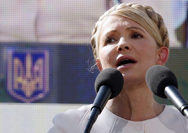 Była premier Ukrainy Julia Tymoszenko