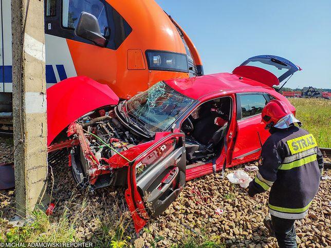 Prokurator Józef Palenik w rozmowie z WP mówi, że kluczowa w sprawie wypadku na przejeździe będzie analiza nagrań