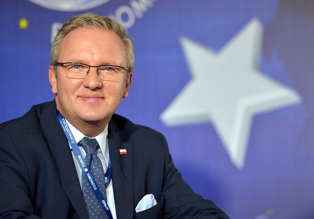 Krzysztof Szczerski zostanie komisarzem ds. obrony?