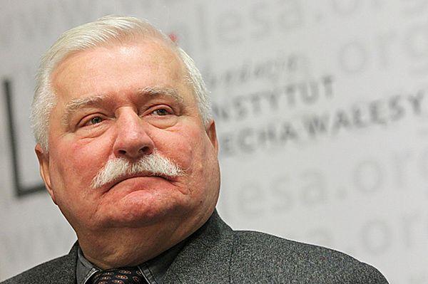 Lech Wałęsa o Ukrainie: to musiało się tak skończyć