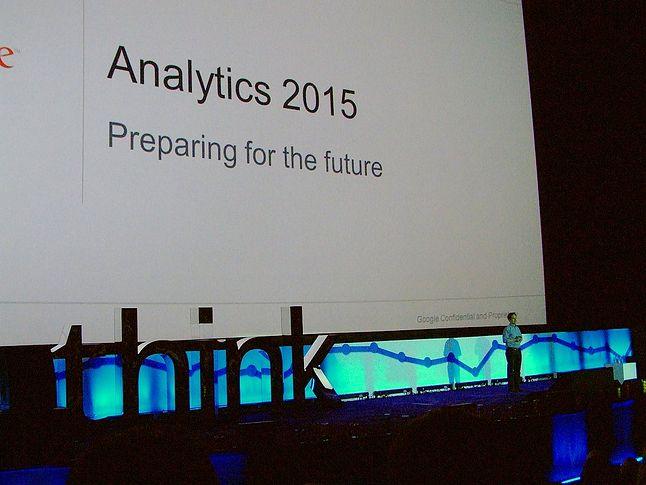 Think Analytics 2014 - googlowi specjaliści prezentują trendy w analityce