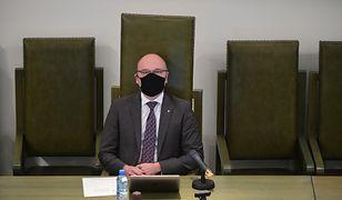 Prof. Kamil Zaradkiewicz przestał pełnić funkcję p.o. I Prezesa Sądu Najwyższego.