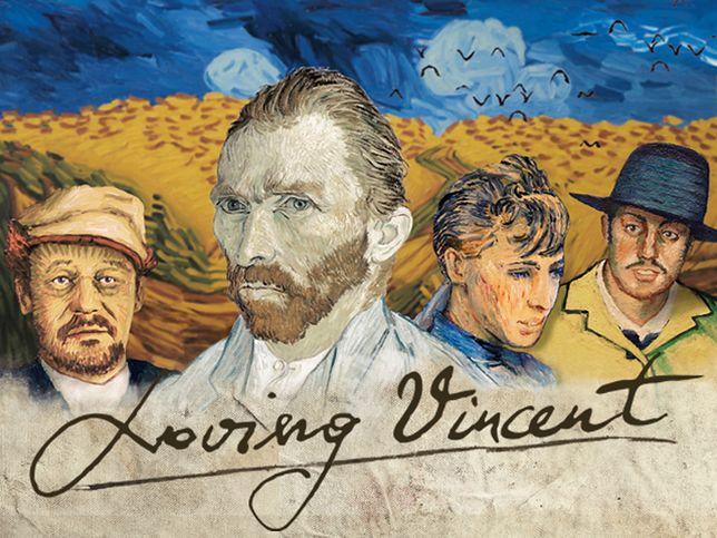 """Gdyby nad filmem """"Twój Vincent"""" pracowała jedna osoba, zajęłoby to jej 90 lat!"""