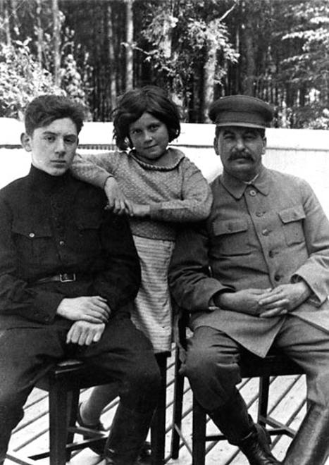 Niechciana córka Stalina
