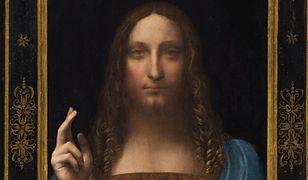 """Podano nowe miejsce przechowywania """"Zbawiciela świata"""" Leonarda Da Vinciego"""