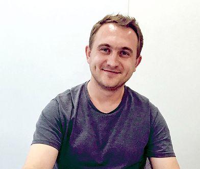 Paweł Kapusta, reporter WP z prestiżową nominacją