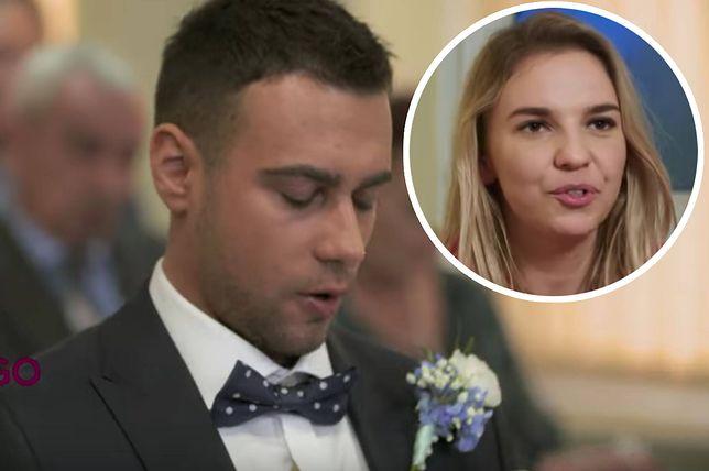"""Łukasz i Oliwia to najbardziej tajemnicza para w programie """"Ślub od pierwszego wejrzenia"""""""
