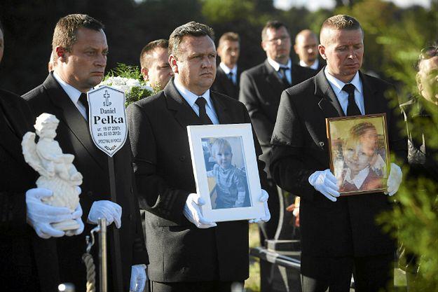 Pogrzeb Daniela Pełki
