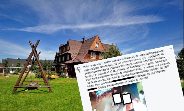 Właściciele hotelu w Zakopanem poznali siłę internetu