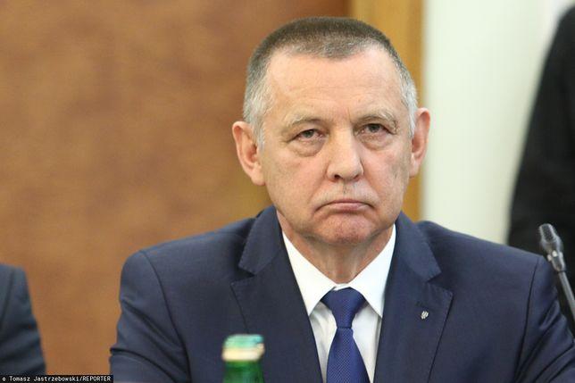 CBA podobno weszło też do siedziby NIK, której prezesem jest Marian Banaś