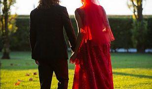 Para obchodzi pierwszą rocznicę ślubu