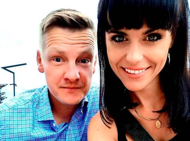 Marcin Mroczek i Marlena Muranowicz są małżeństwem od 2013 r.