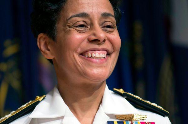 USA: pierwsza kobieta w US Navy z najwyższym stopniem wojskowym