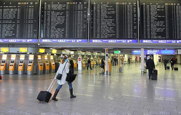 200 osób ewakuowanych z lotniska we Frankfurcie. Spłonął symulator lotów