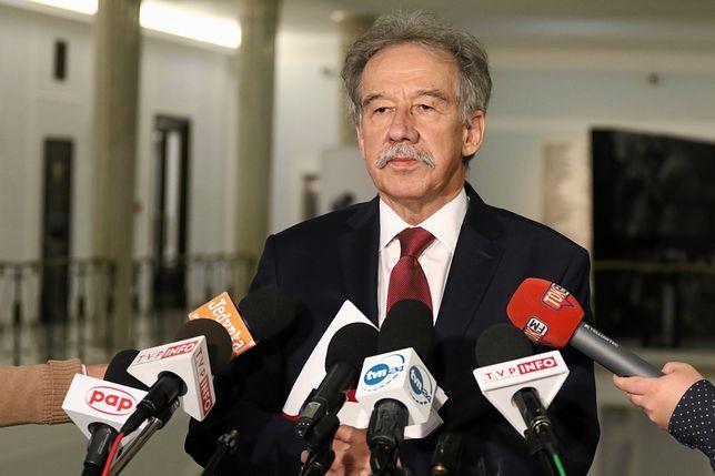 Zdaniem Hermelińskiego w społeczeństwie mogą powstać obawy dotyczące fałszerstwa wyborczego.