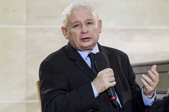Jarosław Kaczyński o Mateuszu Morawieckim: to był strzał w dziesiątkę