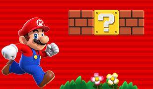 "Najpopularniejsza gra na Androida to... ""Super Mario Run"""