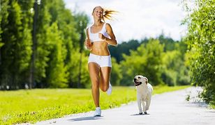 Poranne bieganie budzi lepiej niż kawa
