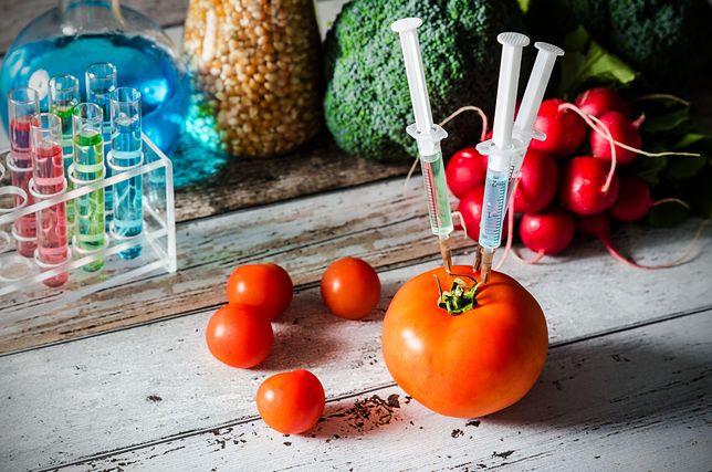 Kupujmy organiczne warzywa i owoce.